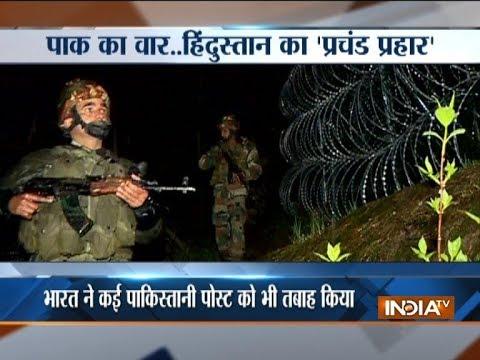 8-10 Pakistani Rangers killed, several injured in BSF's retaliatory fire