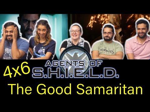 Agents Of Shield - 4x6 The Good Samaritan - Group Reaction