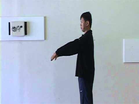 Yang Family Tai Chi opening & ward-off