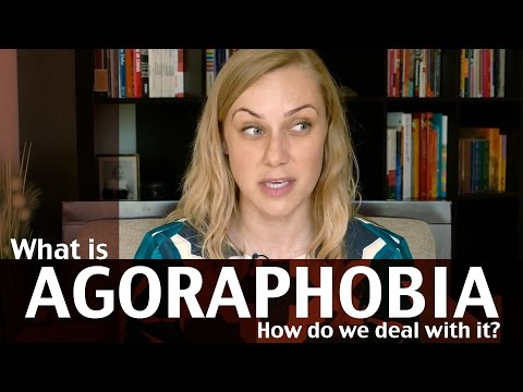 What is Agoraphobia? How do we deal with it? Mental Health Help with Kati Morton