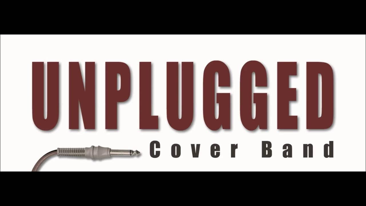 """Résultat de recherche d'images pour """"Unplugged cover band"""""""