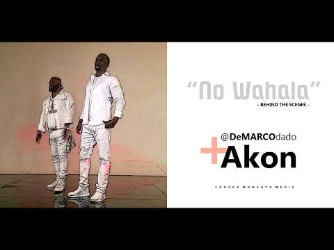 No Wahala DeMarco featuring Akon Behind the scenes with Atl Venues