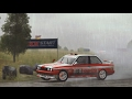 DiRT Rally | Waldabstieg | BMW E30 M3 Evo Rally (daily delta 7.2.2017)