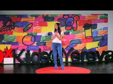 Strange Standards Of Beauty | Anahit Bagiryan | TEDxKids@Yerevan