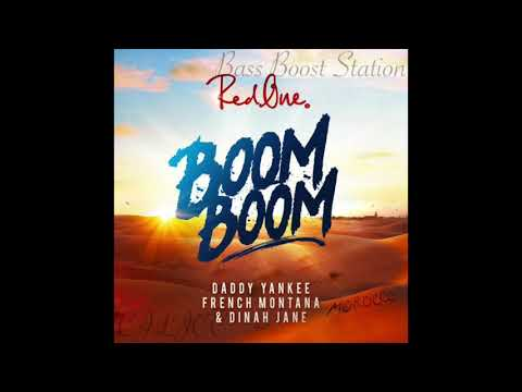 Boom Boom - RedOne, Daddy Yankee, French Montana, Dinah Jane (Bass Boosted)