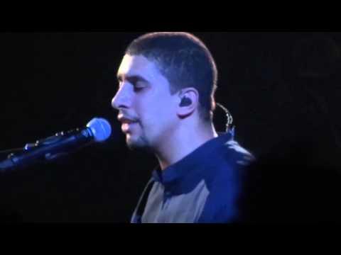 Andreas Bourani - Eisberg (live, Oberhausen,  Februar 2016)