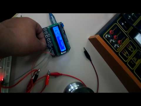 Measuring Dc Current with Arduino and Asc712 Current Sensor
