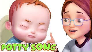 Potty Training Song   Hygiene Song For Kids - Children's Learning Videos