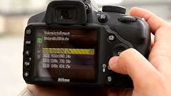 Nikon D3200   Guide-, Serienbild- & Video-Modus im Test [Deutsch]