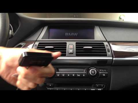 BMW E70 X5 - Blackberry Music Gateway Installation