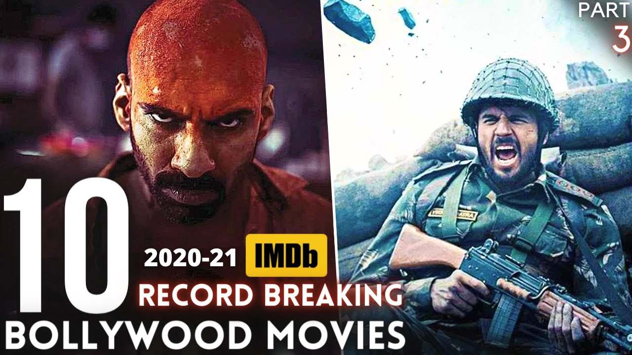 Download Top 10 Bollywood Record Breaking💥Movies in 2020-21 IMDb Highest Rating | PART 3