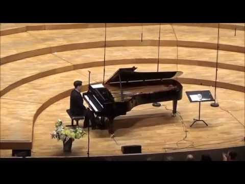 Daniel Chun Plays Chopin Revolutionary at Stockholm Concert Hall