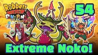 Yo-kai Watch Puni Puni #54: Extreme Noko Ohajiki! SSS-rank Y-point Booster! Robbett Watch