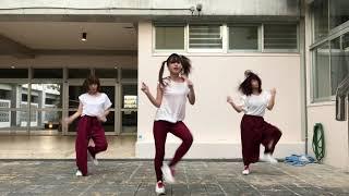 安室奈美恵さんのShowtimeを3人で踊ってみました。