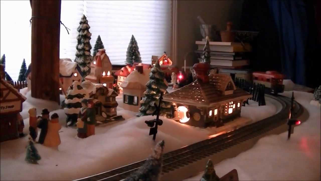 Polar Express Christmas Train Set