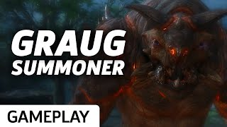 Summoning Huge Monsters at Will in Middle-earth: Shadow of War Gameplay