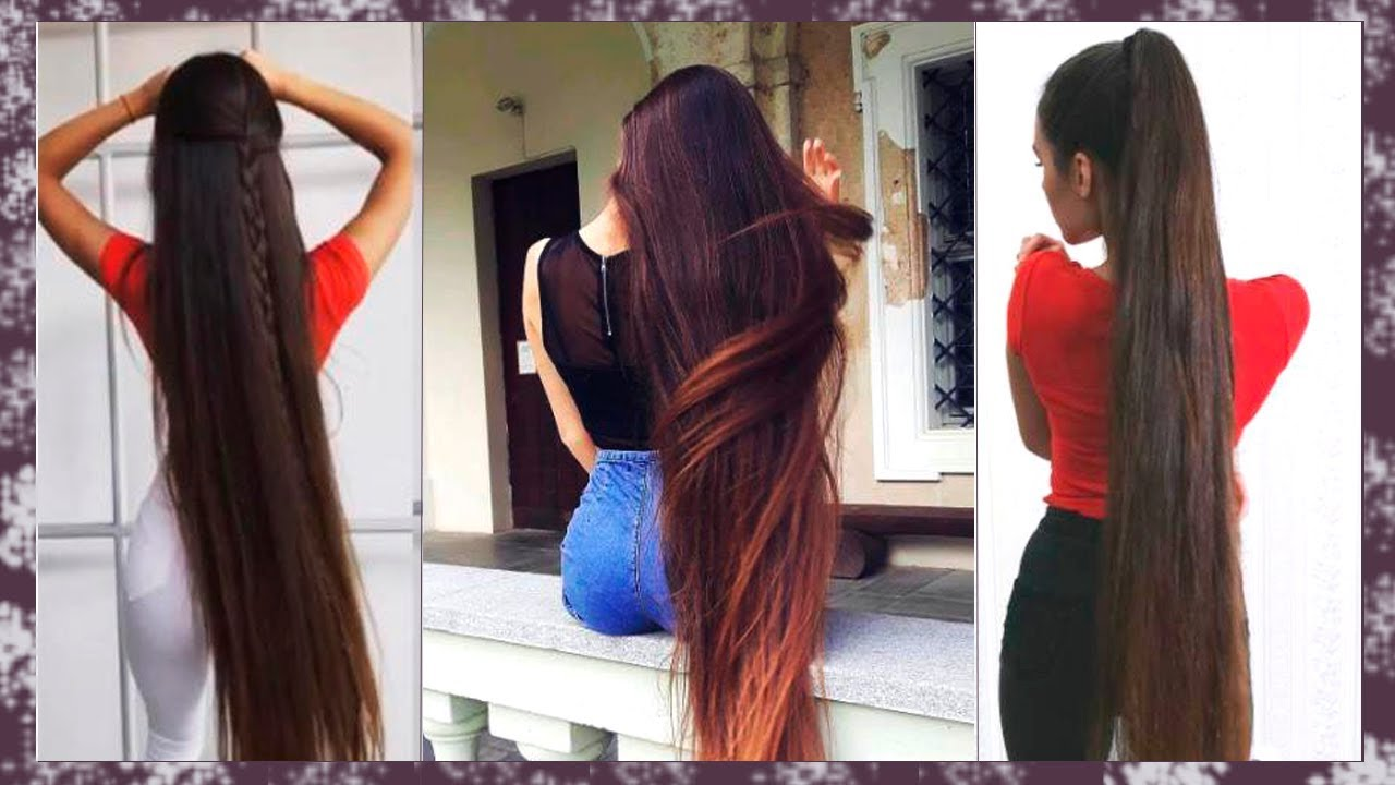Long hair girls pictures foot domination her