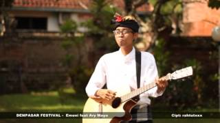 EMONI BALI ft. Ary Maya - Denpasar Festival [Official Music Video]