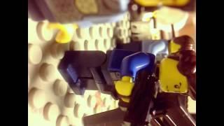 лего ТРЕЙЛЕР терминатор столкновение не избежно!!!