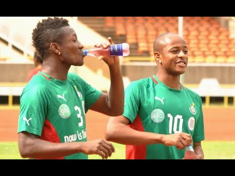 Ghana Black Stars Vs Congo 1 1 Goals Highlights