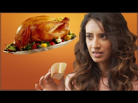 A Los Angeles Dietary Restriction Thanksgiving