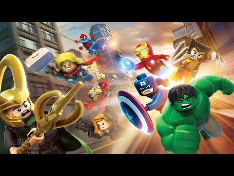 Lego Marvel Superheroes : Manhattan Hub #6 -- Industrial District Part 3 -- Free Roam Mode!!!!!
