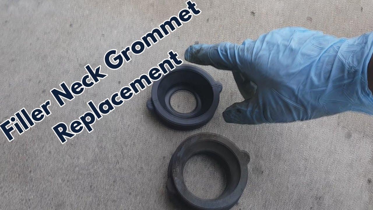 Easy Diy Filler Neck Seal Grommet Replacement Towncar