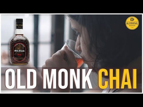 How To Make Old Monk Chai | Old Monk | Cocktail Recipes