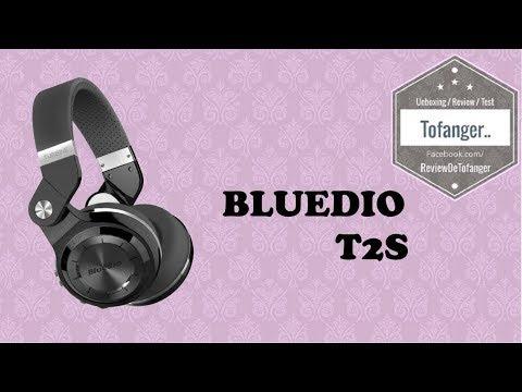 Bluedio T2S Turbine 2 Shooting Brake Bluetooth Headset