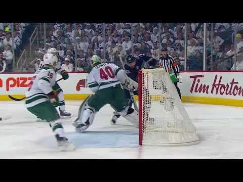 Minnesota Wild at the Winnipeg Jets - April 11, 2018   Game Highlights   NHL 2017/18