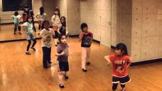 木曜日17:10~18:25 ジュニアジャズダンスクラスですhttp://www.flexsty...