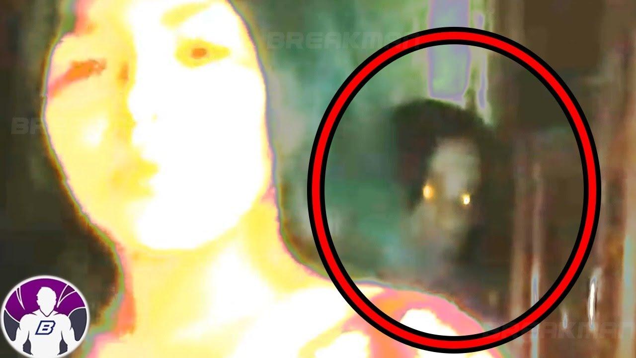 5 видео, в которых случайно запечатлели что-то паранормальное. ч.8