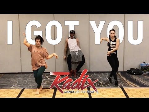 Bebe Rexha - I Got You | Radix Dance Fix Sp 8 | Brian Friedman Choreography