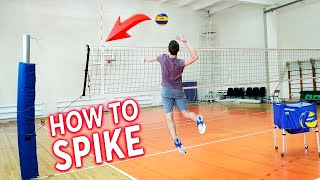 How to Spike a Volleyball (Best Tutorial For Begginers) screenshot 5