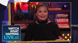Chrissy Teigen's Thoughts On Bravo Drama | WWHL