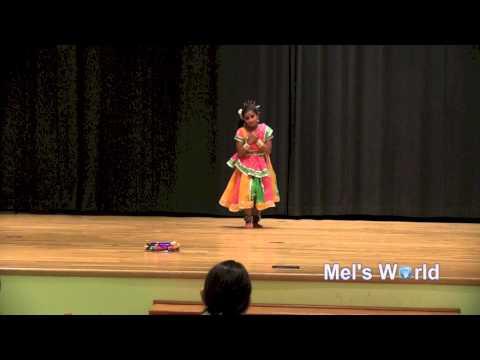 Folk Dance by Melissa Mathew.  Song: Oru Naal