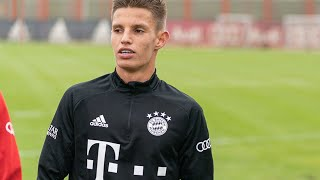 Tiago dantas/ welcome to bayer de munich/ the best skills and assistent