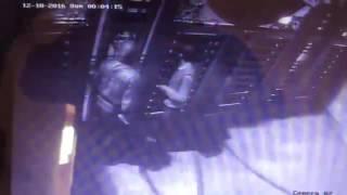 Cctv footage sandeep bakshi farmhouse guard firing on innocent engineering students