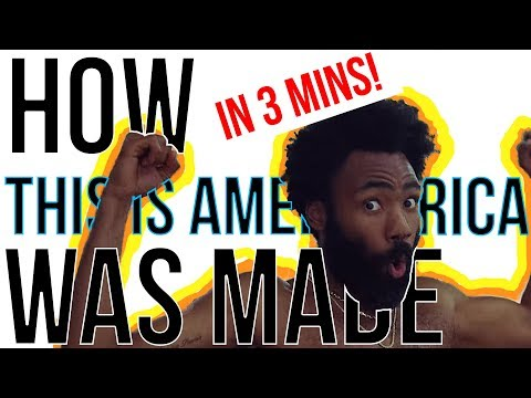 Childish Gambino - This Is America(Free Instrumental Download)