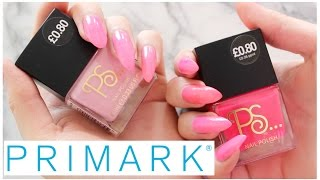 DOES IT WORK? £0.80 PRIMARK NAIL POLISH! 🤔💅🏼