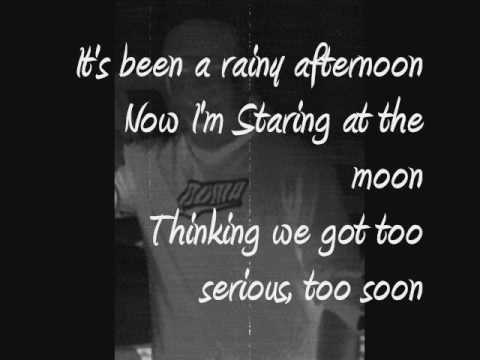 Too Serious Too Soon Lyrics