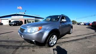 2010 Subaru Forester 4door Auto 2.5X Limited - Used Car For Sale - St. Paul, Minnesota