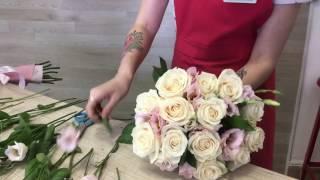 Свадебный букет - мастер класс