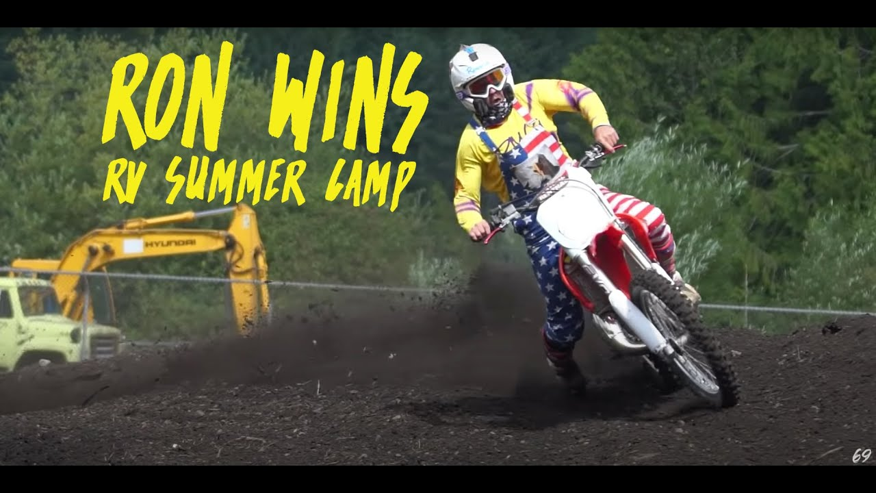 Ron Wins RV Summer Camp