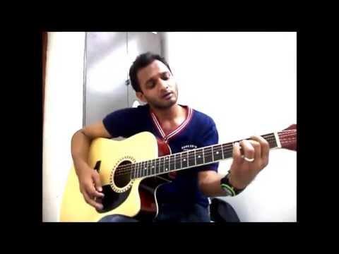 Guitar dheere dheere guitar tabs : Dheere Dheere Se ll Kumar Sanu ll Aashiqui ll A Guitar cover by ...