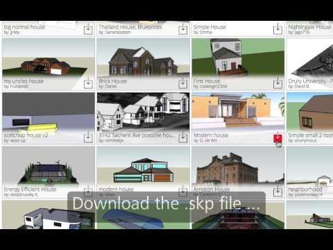 Cinema 4D R17 – Sketchup Integration
