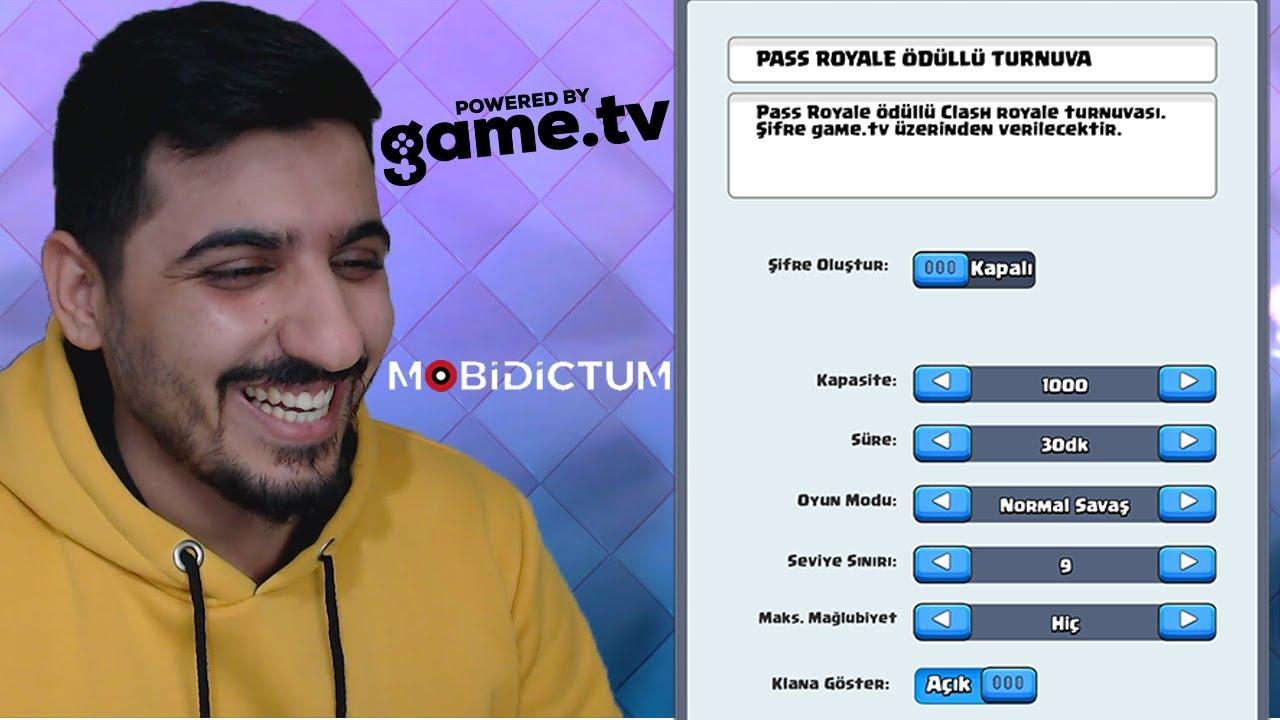 3 TANE PASS ROYALE ÖDÜLÜ! Game.Tv