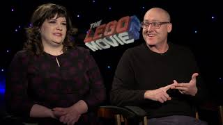 The Lego Movie 2: The Second Part Interview: Trisha Gum & Mike Mitchell