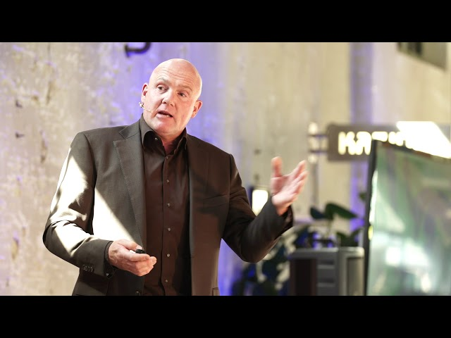André Kuipers op Changemakers in Retail