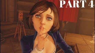 BIOSHOCK INFINITE PLAYTHROUGH GAMEPLAY PART 4: Ghosts(PC Max Settings Full HD 1080P 60fps)